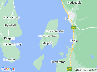 Personal Injury Solicitors in Gt Cumbrae Island