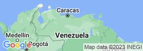 Guárico map