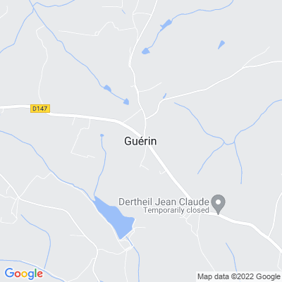 bed and breakfast Guérin
