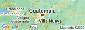 Guatemala City map