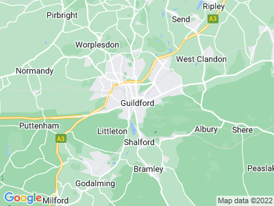 Personal Injury Solicitors in Guildford