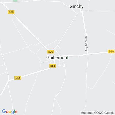 bed and breakfast Guillemont