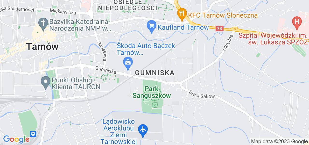 Osiedle Gumniska w Tarnowie – w tych punktach ekspresowo wyślesz turbinę do autoryzowanego serwisu