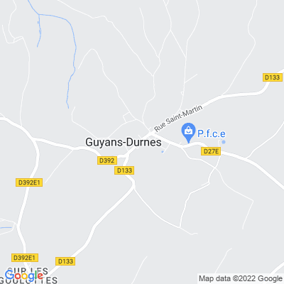 bed and breakfast Guyans-Durnes