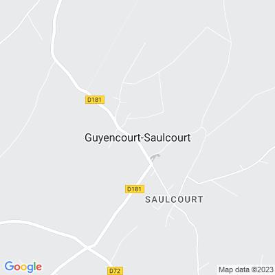 bed and breakfast Guyencourt-Saulcourt