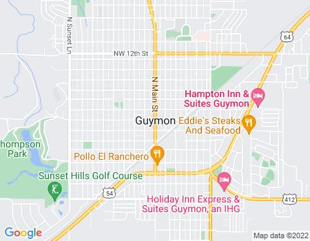 payday loans in Guymon