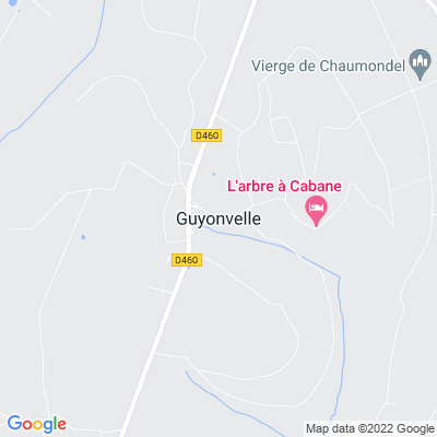 bed and breakfast Guyonvelle