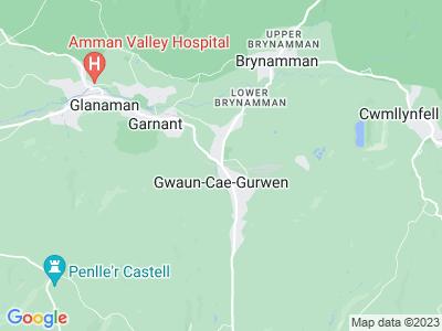Personal Injury Solicitors in Gwaun-Cae-Gurwen