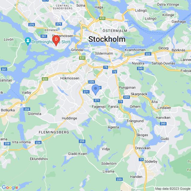 Datorhjälp Högdalen