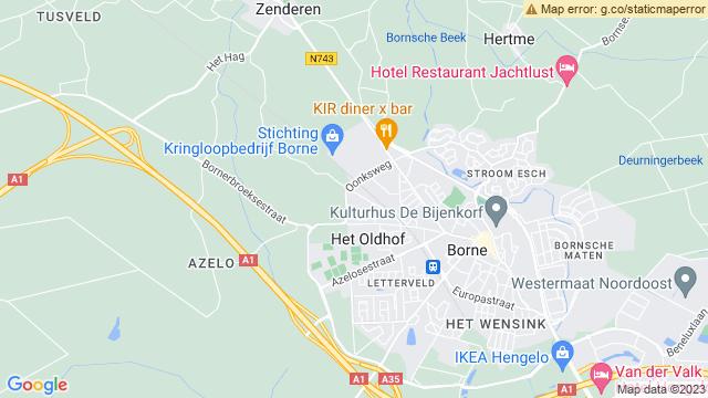 Autobedrijf+Ruesink+Enschede+B.V. op Google Maps