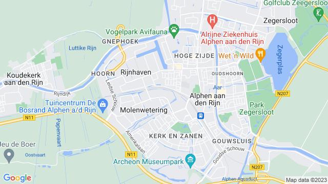 Van+Bunningen+Alphen op Google Maps