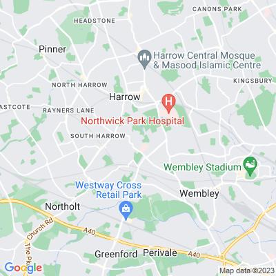 Harrow Park Location