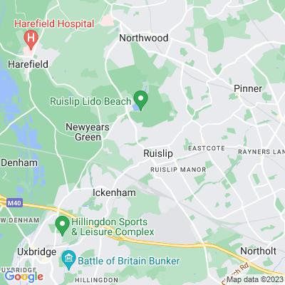 Manor Farm Site Location