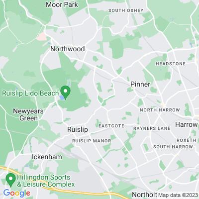 Haydon Hall Park Location