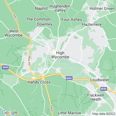 Wycombe Abbey Location