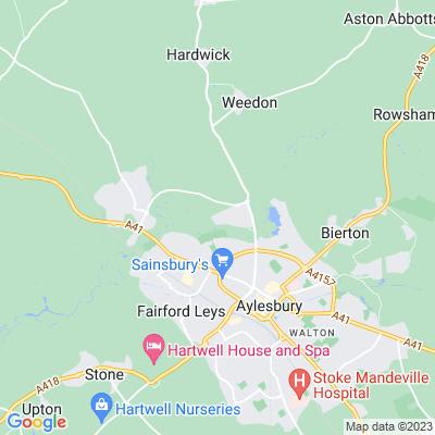 Quarrendon Manor Location