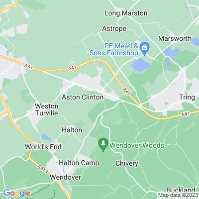 Aston Clinton House and Park Location