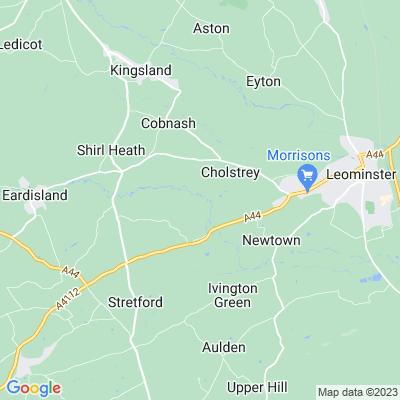 Highwood House Location