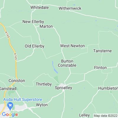 Burton Constable Location