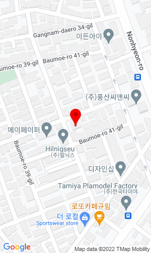 Google Map of Haein Corporation Haein Bldg. 392-6 Yangjae-dong, Seoul, South Korea,