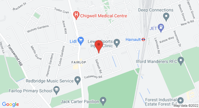 Hainault & Chigwell Funeral Home 45 New North Road, Hainault, Ilford, Essex, IG6 2UE