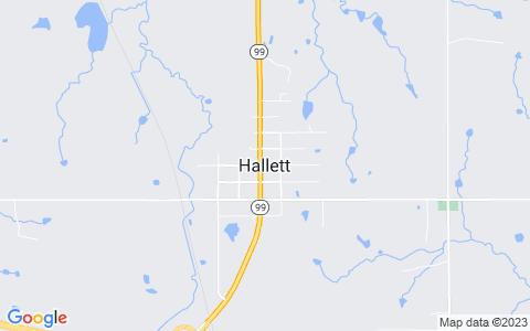 Hallett