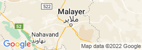 Malayer map
