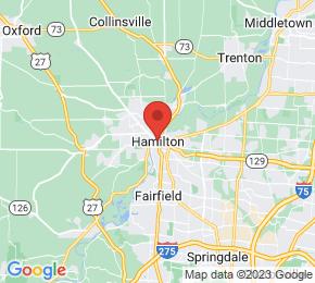 Job Map - Hamilton, Ohio  US