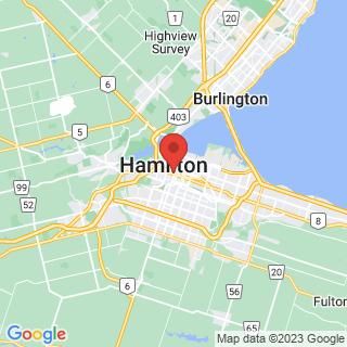 Hamilton, Ontario industrial painting service area