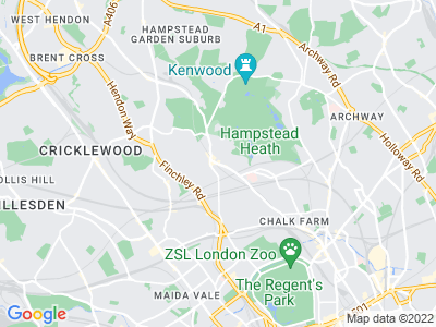 Personal Injury Solicitors in Hampstead