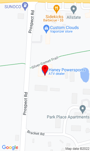 Google Map of Haney Farm & Ranch 448 Nathan Dean Pkwy, Rockmart, GA, 30153,