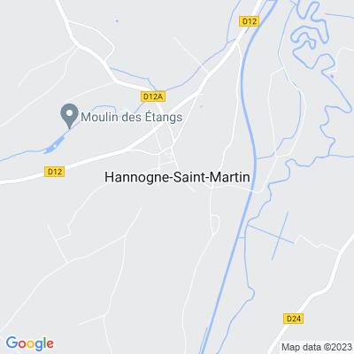 bed and breakfast Hannogne-Saint-Martin
