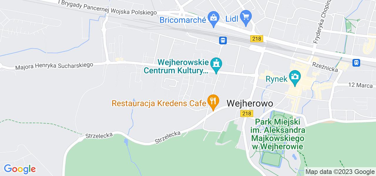 Osiedle Harcerskie w Wejherowie – w tych punktach ekspresowo wyślesz turbinę do autoryzowanego serwisu