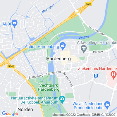 bed and breakfast Hardenberg
