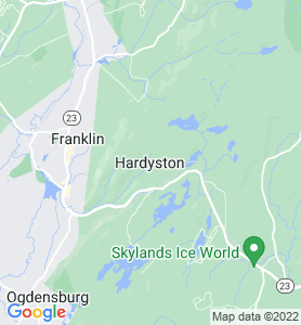 Hardyston NJ Map