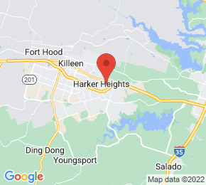 Job Map - Harker Heights, Texas 76548 US