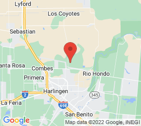 Job Map - Harlingen, Texas 78550 US