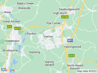 Personal Injury Solicitors in Harlow