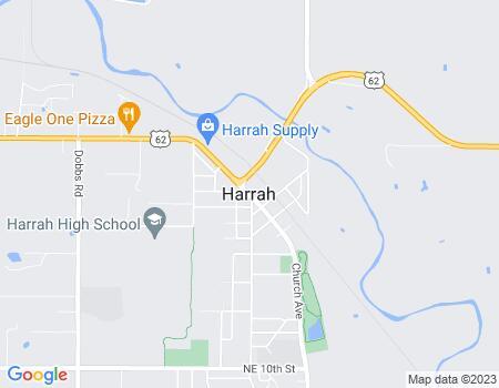payday loans in Harrah