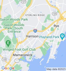 Harrison NY Map