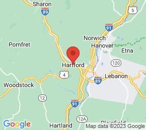 Job Map - Hartford, Vermont  US