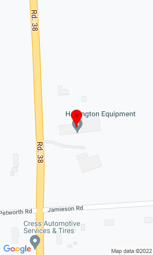 Google Map of Hartington Equipment 5474 Hwy 38, Hartington, ON, KOH 1W0