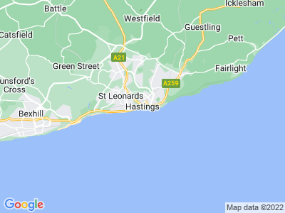 Personal Injury Solicitors in Hastings