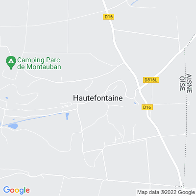 bed and breakfast Hautefontaine