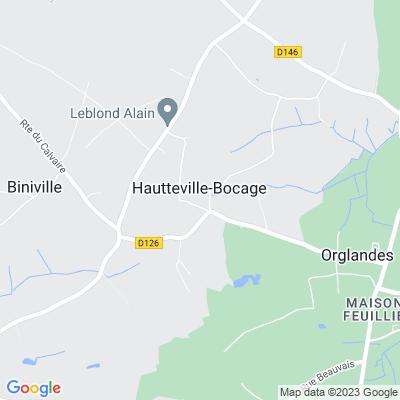 bed and breakfast Hautteville-Bocage