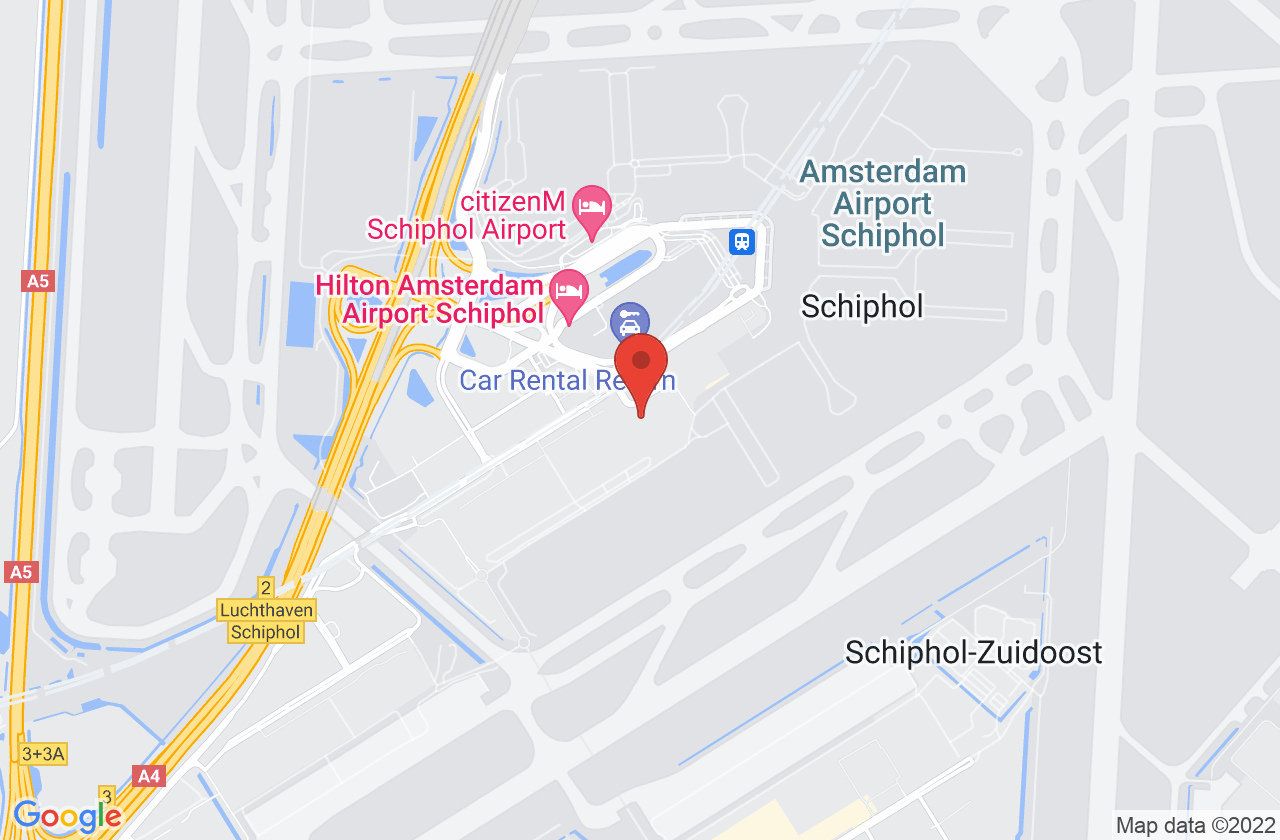KLM Catering Services Schiphol BV on Google Maps