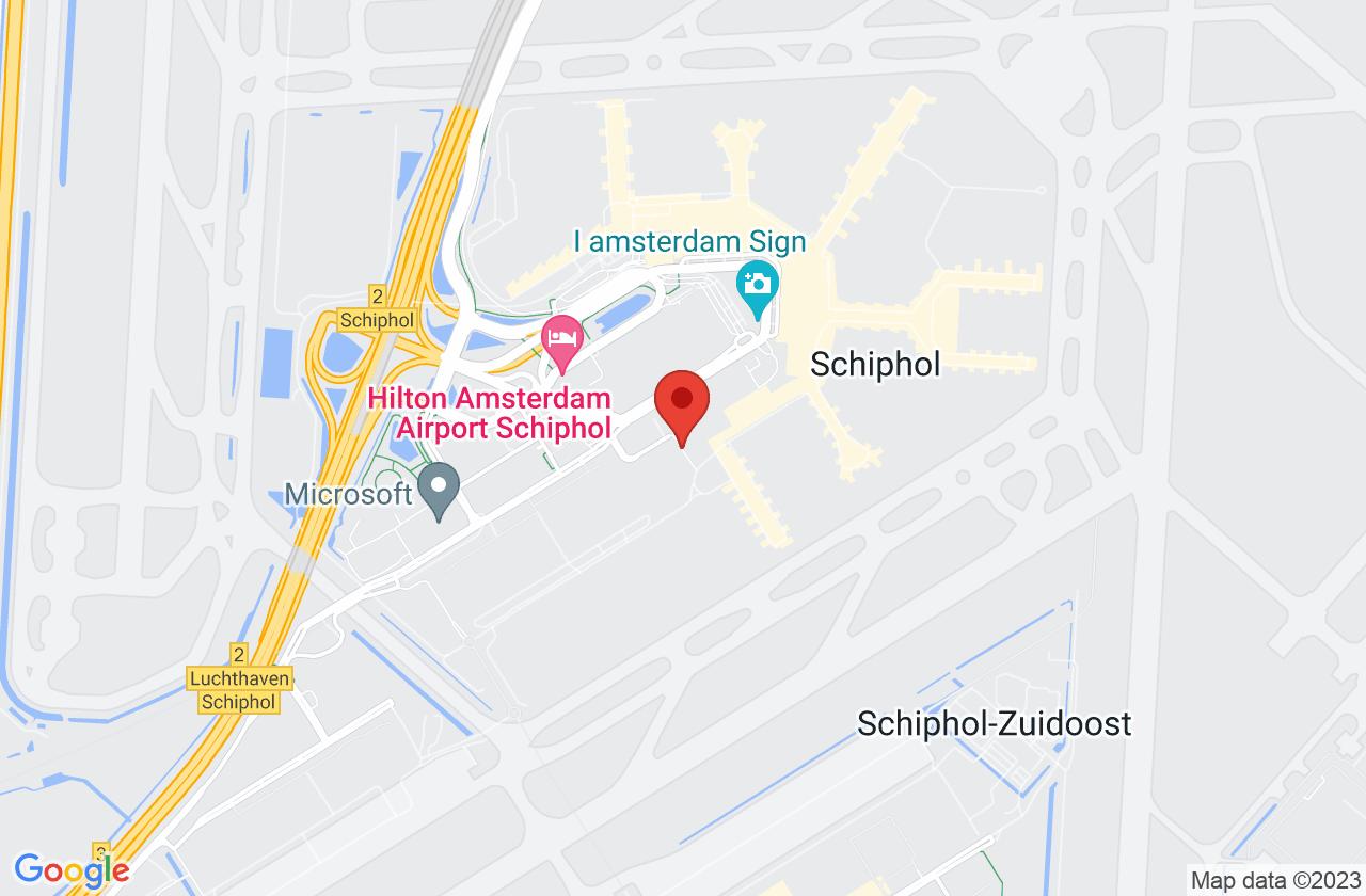 Regus Schiphol Meeting Center on Google Maps