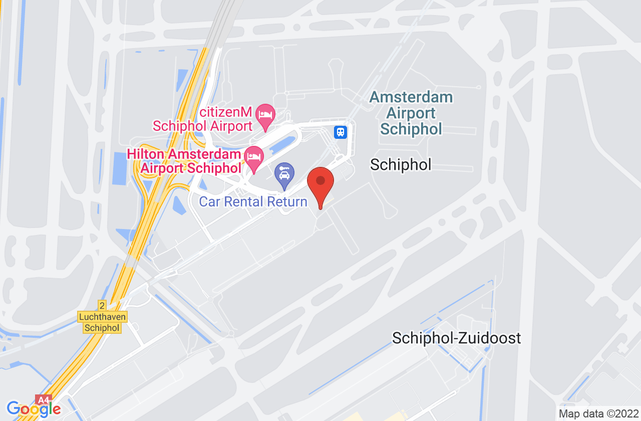 Axxicom Airport Caddy on Google Maps