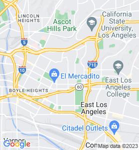 Hazard CA Map