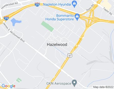 payday loans in Hazelwood
